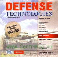 CD Defence technologies. Publications archive 2003-2008.