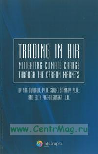 Trading in air: mitigating climate change trouth the carbon markets