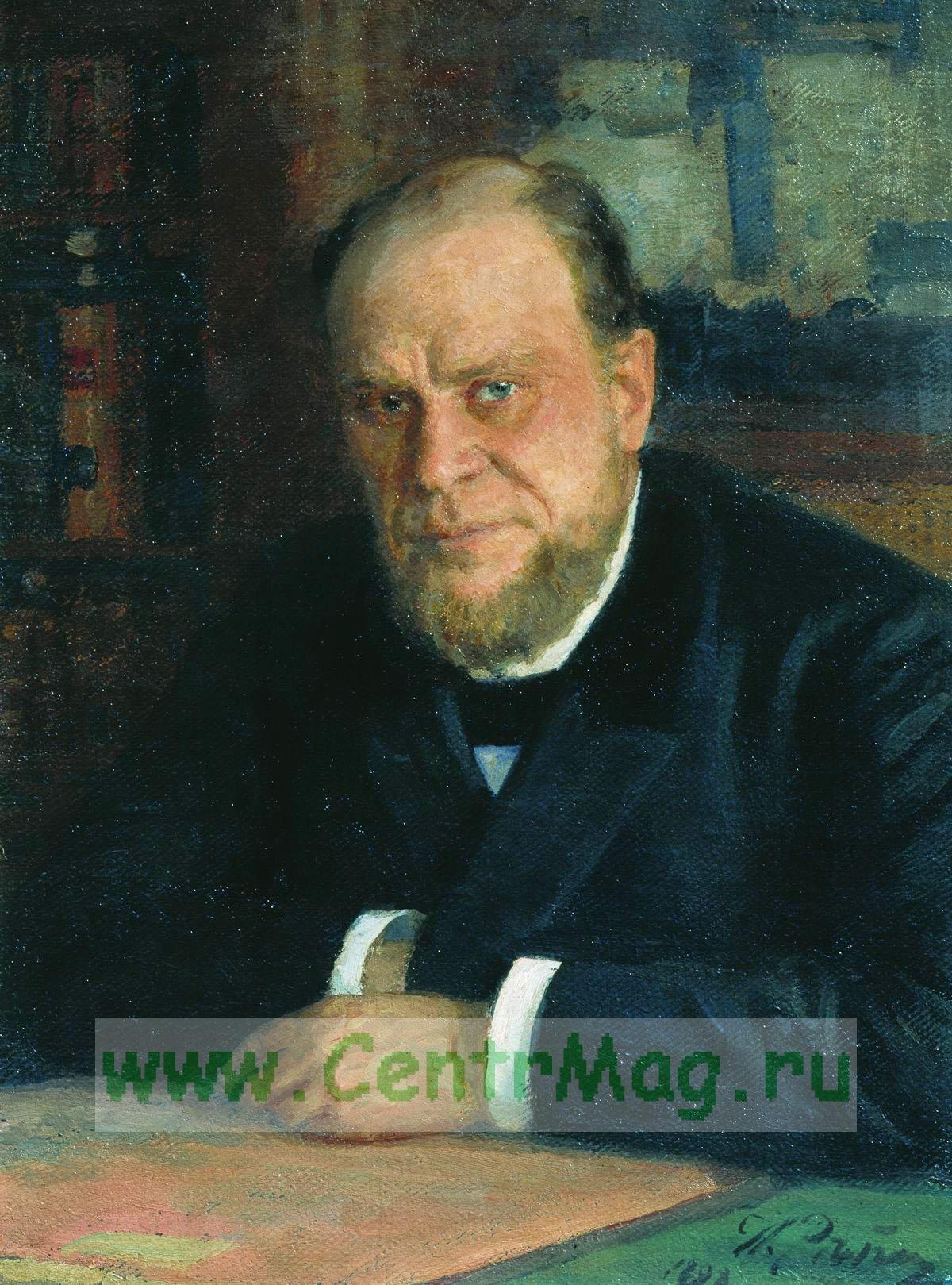 Кони Анатолий Федорович, портрет
