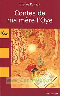 Contes de ma mere l'Oye