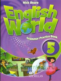 English World. Grammar practice book 5