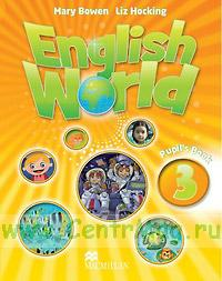 English World. Pupil's book 3
