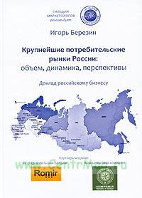 Крупнейшие потребительские рынки России: объем, динамика, перспективы
