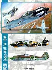 Самолет-истребитель Focke-Wulf FW 190A