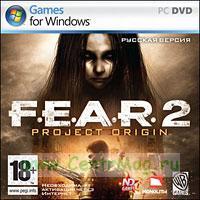 DVD F.E.A.R. 2 Project Origin
