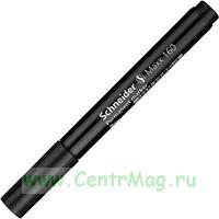 Маркер перманентный Schneider черный (толщина линии 1-3 мм)