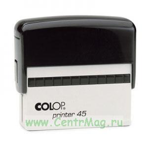 Оснастка для штампа Colop Printer, С45, поле 82 х 25 мм