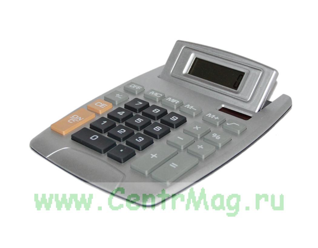 Калькулятор с подвижным дисплеем
