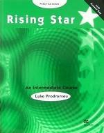 Rising Star Intermediate Practice Book with Key