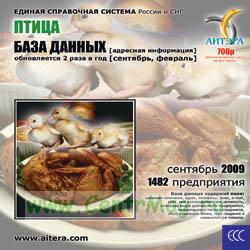 CD База данных: Птица