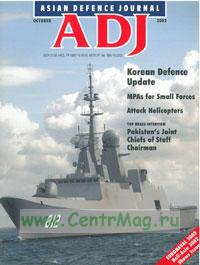 Asian defence journal. 2002/oktober