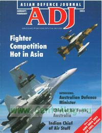 Asian defence journal. 2003/january/february
