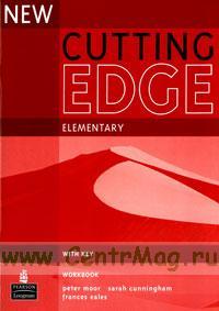 New Cutting Edge Elementary. Workbook+ key