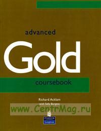 Advanced Gold. Coursebook