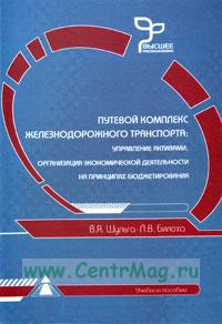 Путевой комплекс железнодорожного транспорта: Управление активами, организация экономической деятельности на принципах бюджетирования. Учебное пособие