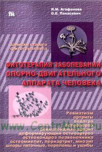 Фитотерапия заболеваний опорно-двигательного аппарата человека.