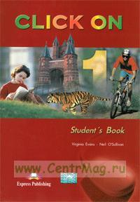 Click On 1. Student's Book + CD