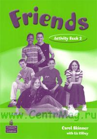 Friends Activity Book 2