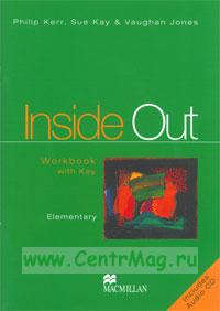 Inside Out. Ellementary. Workbook with key + CD