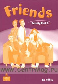 Friends Activity Book 3