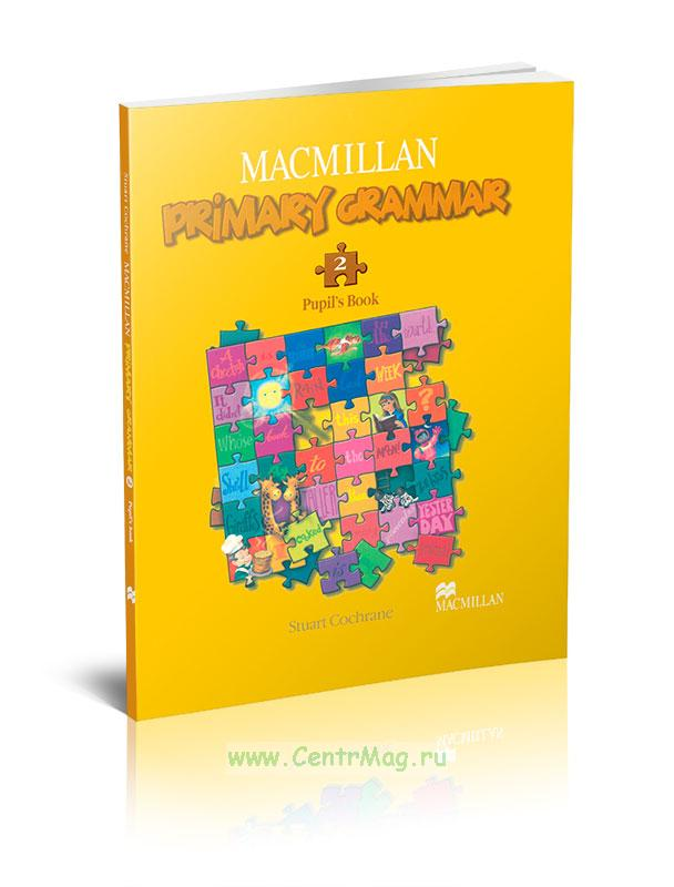Macmillan Primary Grammar 2. Pupil's book + CD