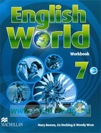English World. Workbook 7 with CD