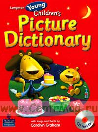 Longman Young Childrens Picture Dictionary + audio CD