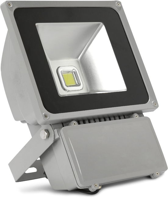 Светодиодный прожектор XF-FL-100W-4K