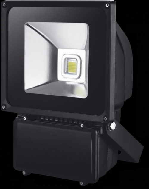 Светодиодный прожектор XF-FL-B-80W-6500K