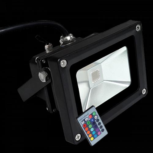 Светодиодный прожектор XF-FL-RGB-В-10W
