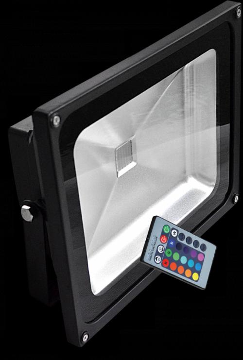 Светодиодный прожектор XF-FL-RGB-В-50W
