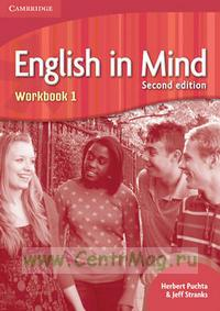 English in Mind 1. Workbook