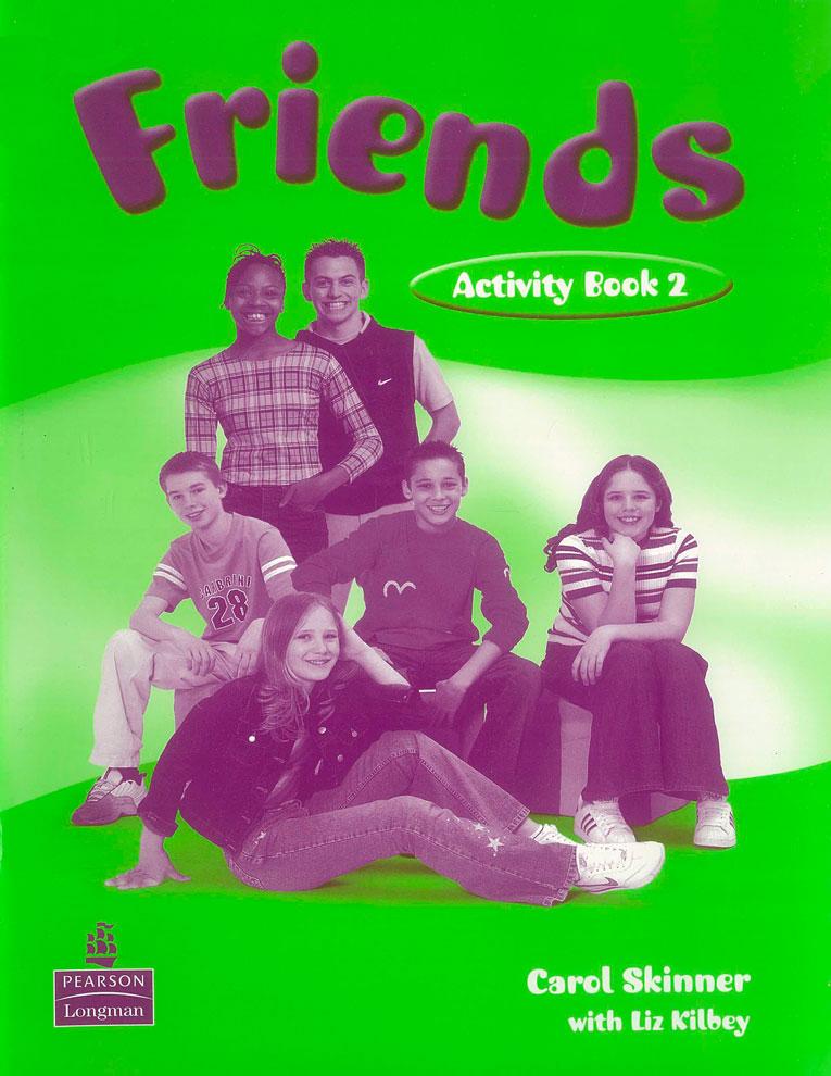 Friends Activity Book 2