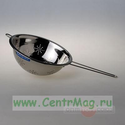 Дуршлаг с ручкой d=22 см (11702-22)
