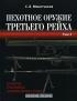Пехотное оружие Третьего рейха. В 3 томах. Том 3. Длинноствольное групповое оружие: пулеметы, противотанковыеружья, реактивное оружие пехоты.