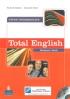 Total English. Upper Intermediate. Students' book + DVD
