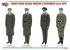 """Комплект плакатов """"Военная форма одежды"""". (12 листов, 29,5х21 см)"""
