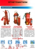 """Комплект плакатов """"Строительно-монтажные и реставрациогнные работы"""" (9 листов). Серия: Комплекты плакатов по пожарной безопасности"""