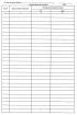 Книга прихода бланков листков нетрудоспособности Органа Управления Здравоохранением субъекта Российской Федерации, форма 1