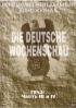 DVD DIE DEUTSCHE WOCHENSCHAU. Немецкий еженедельный киножурнал. 1943 г. Часть 3 и 4