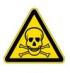 Опасно! Ядовитые вещества. Знак