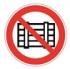 Запрещается загромождать проходы и/или складировать. Знак