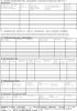 Контрольная карта диспансерного наблюдения контингентов противотуберкулезных учреждений, форма 030-4/у