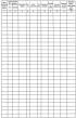 Журнал регистрации переливаний эритроцитной массы, 009/у