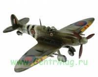 Коллекционная модель самолёта Spitfire, MK.IX WWII British Fighter 29*33*10см