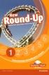 New Round-Up 1. Students book. Грамматика английского языка + CD