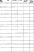 Журнал регистрации пропусков в аварийную зону при ликвидации открытого фонтана на скважине