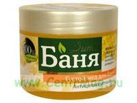 Густой мед для бани антицелюлитный 300 мл.