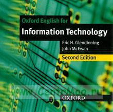 CD Oxford English for Information Technology. Second Edition