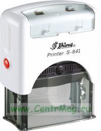 Оснастка для штампа New Printer S-841  размер 26х10